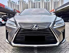 Lexus RX200t Luxury ATPM 2016 KM 19rb ANTIK