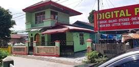 Dijual Cepat Rumah SHM, Cocok untuk tempat usaha