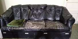 3 seater Sofa is available
