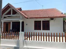Dikontrakan Rumah di dekat Stasiun Poncol Semarang