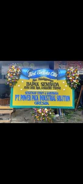 Karangan Bunga Murah di Surabaya