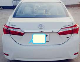 Bumper To Bumper  Genuine  2018 model  lahore Registered