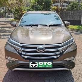All New Terios R mt 2018 / 2019 km 8rb antik