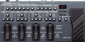 Boss me 80 guitar processor