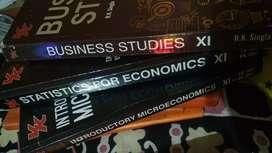 CLASS 11TH CBSE COMMERCE BOOKS