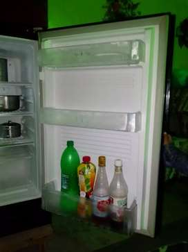 Medium size pel refrigrator.