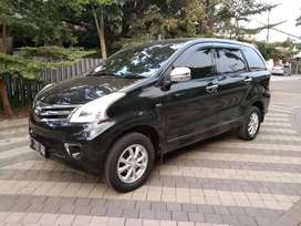 DP 12jt New Avanza G Manual 2014 Hitam