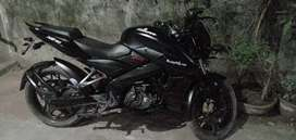 Ns160,Good condition,or exchange with Apache RTR 180 & Yamaha r15/r15s