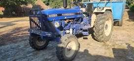 New condition tractor farmtrack 6055