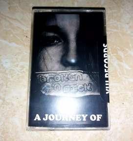 Kaset BROKEN N SICK - A Journey Of