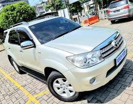 Fortuner G Diesel AT 2011 - Kredit DP25jt!!