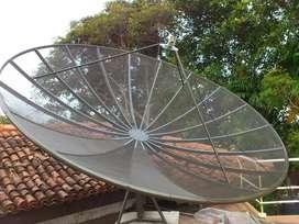 Cari Parabola jaring bekas ukuran Gadang 10 - 12ft