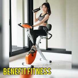 Sepeda statis x bike magnetic TL 920 || Grosir alat fitness G40