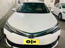 Toyota Corola Altis Grande 2019 Already Bank Leased