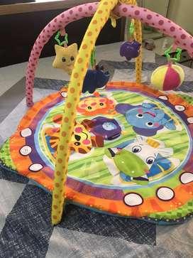 Mee Mee Baby Play Gym Mat (Versatile Party Animal)