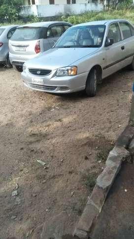 Hyundai accent neat car and head problem
