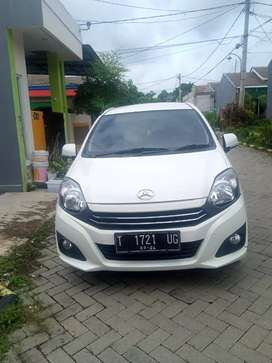 Daihatsu New Ayla Terbaru 1.0 X ManuaL 2019 Full Ors Cat Tgn 1 KM 5rb