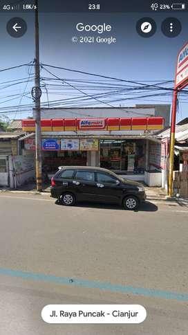 toko di pinggir jalan