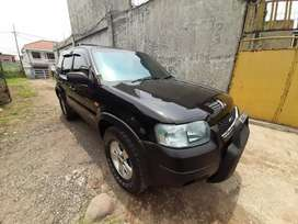 Ford escape 2003 manual