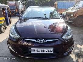 Hyundai Verna 2011-2014 1.6 SX VTVT (O) AT, 2011, Petrol