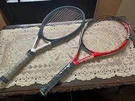 For sale Raket tenis head s5 & wilson