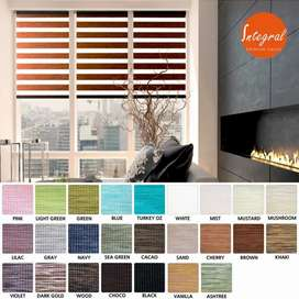 Window blinds zabra blinds