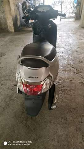 Access 125 Full Condition with Fancy Number