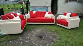 Rafie Sofa, 1 Set Sofa T-Sell Elite Jumbo + Bantal