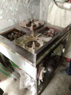 Commercial (4)Stove Burners