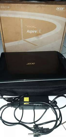 Acer core i3 vga 1gb e1 471g mulus no minus full set