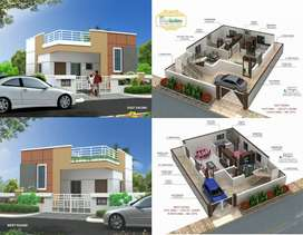 Independent house in a DTCP approved venture with all facilities