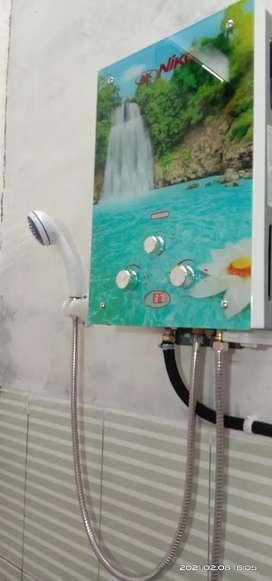 Water Heater_Air Hangat praktis ( Ready stok)
