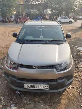 3years old Mahindra kuv100 with RC book with bill