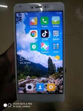 Mi note 4  good condition mobile