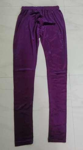 Purple velvet lower