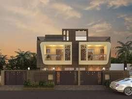 3bhk Luxurious Duplex/Bungalows InPrime Location of Adipur-J.J.ESTATE
