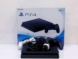 PS4 Slim HDD 500 Gb FULSET Bonus BD