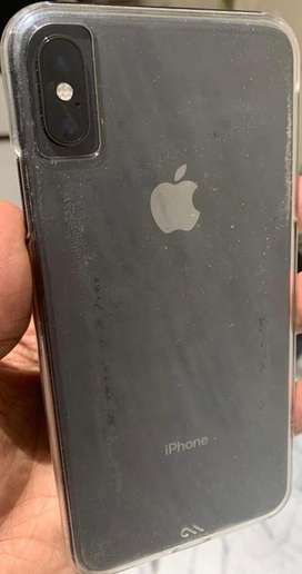 Xs Max 256GB Gray - almost new with warranty till Mar 2020