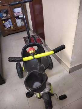 Jumbo cycle for 2yr old