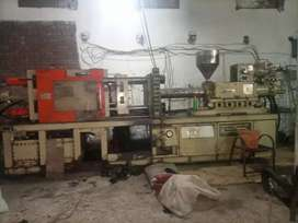 Hayabusa 200 ton injection molding machine