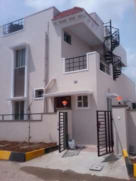 2BHK VILLA FOR RENT IN A GATED COMMUNITY.