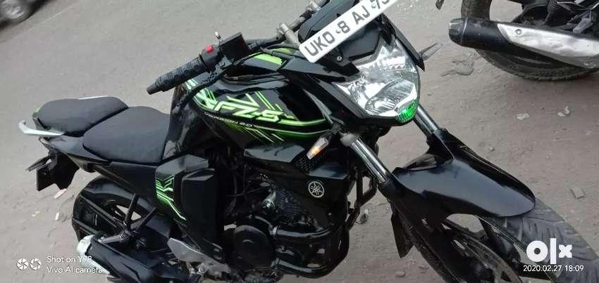 Yamaha fz 15 ka last with insurance 0