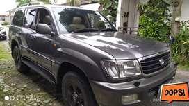 Toyota Land Cruiser (2002) 4.2 VX Limited Diesel