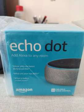 Amazon Echo Dot 3rd gen, unopened box