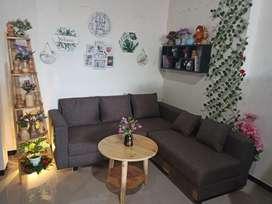 Sofa pojok 2 jt tanpa meja