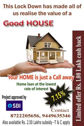 READY HOMES WITH READY LOANS.!!