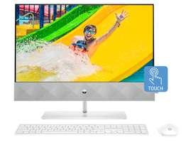 HP AIO PC 24 K0104D I7 10700T 16GB 1TB + 512 SSD GTX1650 WIN10+OHS