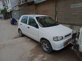 Alto VXR Excellent Condition CNG &Petrol Chilld AC