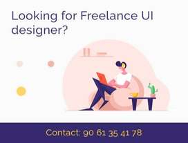Are you looking for a Freelance UI designer?