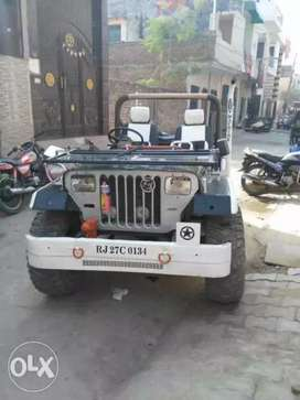Jeep point Rohtak all types modified hunter jonga ready in rohtak